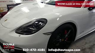 3M Clear Bra Protection with Ceramic Pro Car Coating | DoubleTake Auto Spa of Fremont