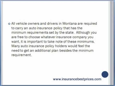 Save Money with Auto Insurance Quotes In Missoula Montana