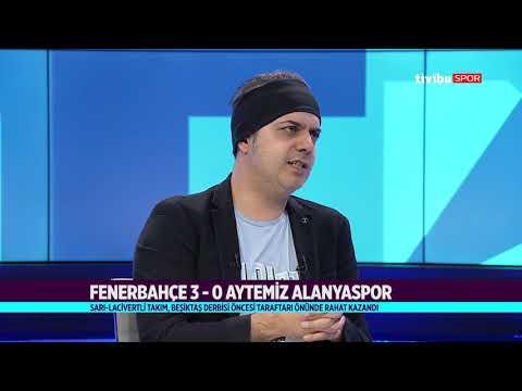 Orta Nokta - 18 Şubat 2018 (Fenerbahçe-Alanyaspor)