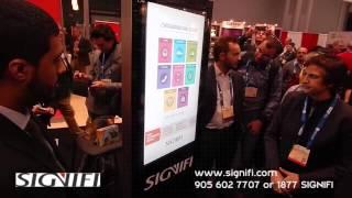 Automated Retail & Vending Kiosks – Signifi – 2015 NRF