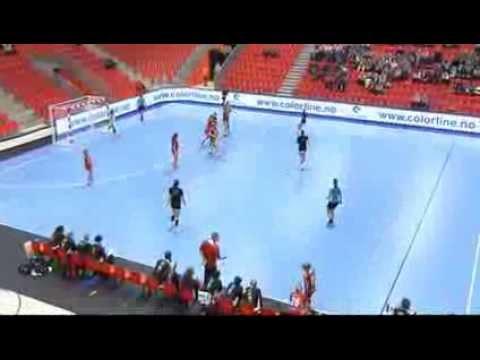 Larvik - Fredrikstad J18 finale Peter Wessel cup 2014