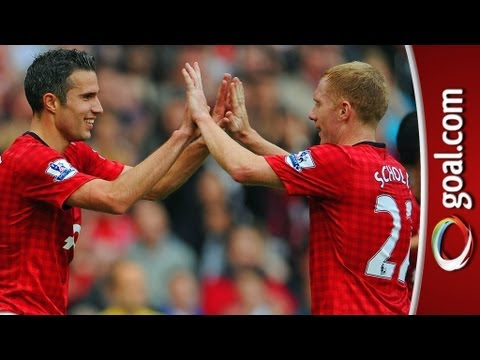 Ole Gunnar Solskjaer on RVP and the indestructible Giggs and Scholes