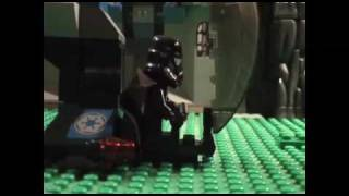 "Lego Star Wars ""The Ruthless Plan"" Part 2"