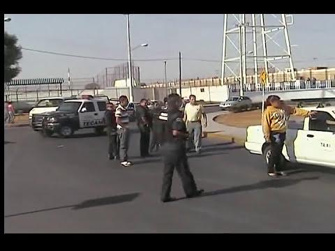 Reportaje Yadira Ayala Operativo por PM de Tecámac a un presunto Asaltante proveniente de Nezahualcoyotl, en Héroes Tecámac