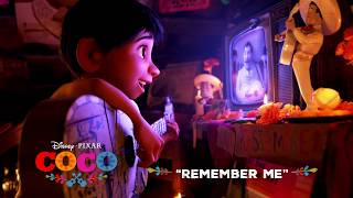 """Remember Me"" Song Snippet - Disney/Pixar"