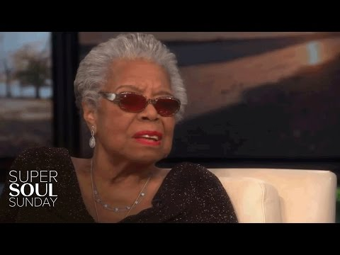 Soul to Soul with Dr. Maya Angelou, Part 1 | Super Soul Sunday | Oprah Winfrey Network