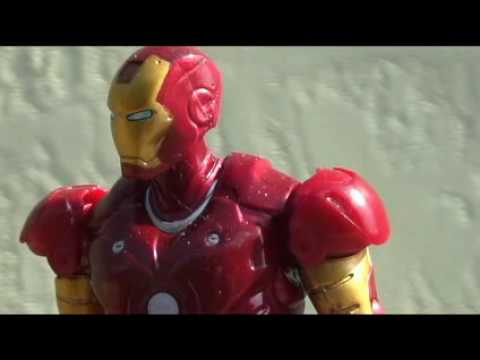 Iron Man DUI