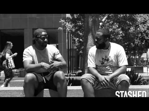 INTERVIEW: Dreamville artist Bas sits down with STASHED....