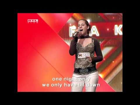 Szirota Dzsenifer - One night only HQ +felirattal+letöltés