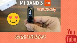 MI Band 3 Unboxing and review