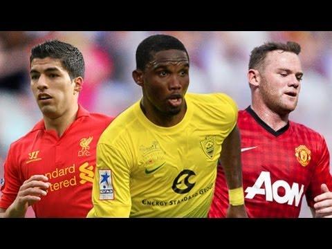 Transfer Talk   Samuel Eto'o to Chelsea?