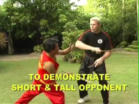 HOW TO PERFORM ESKRIMA (STICK FIGHTING), CEBU PHILIPPINES
