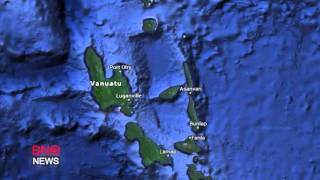 Vanuatu earthquake: Powerful tremor near Lakatoro prompts tsunami alert