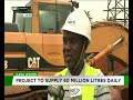 Ilesa water: Project to supply 60million litres daily
