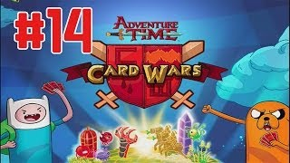 Card Wars - Adventure Time Walktrhough Part 14 (iOS)