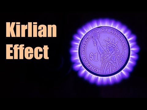how to make kirlian photography camera