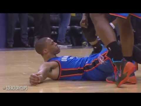 Russell Westbrook Full Highlights at Grizzlies 2014 Playoffs West R1G3 - 30 Pts, 13 Reb