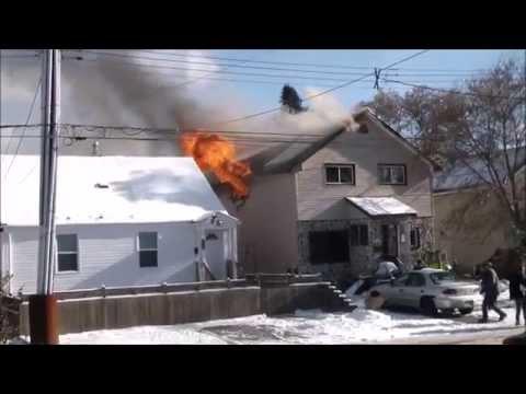 Tedman Avenue House Fire, Sudbury Ontario