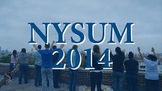 EBI&C Sophomore Internship 2014 - NYSUM