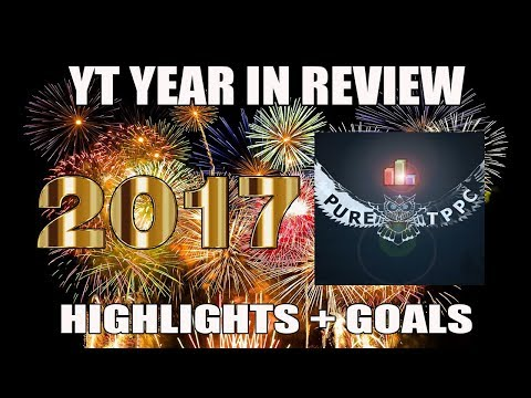 [Runescape 3] Youtube Channel Year in Review 2017 | Highlights + Summary & Goals for 2018!
