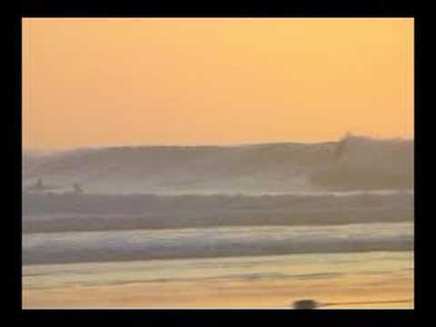 Camel Rock Humboldt Nice Surf Crowded