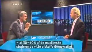 Deporting Millions Of Muslims May Be Necessary - Geert Wilders