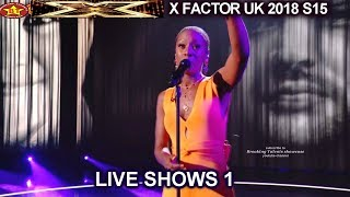 """Shan """"Imagine"""" BEST VOCALS Of The NIGHT The Girls 
