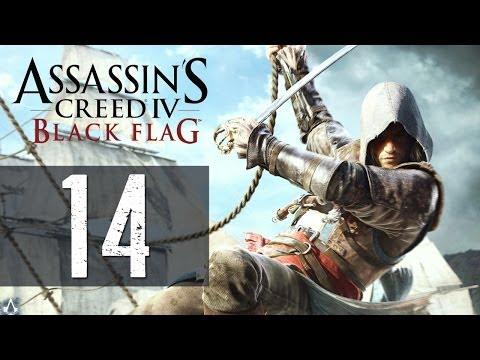 Assassins Creed IV: Black Flag - Follow The Kidd - Part 14