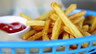 The Best Homemade French Fries | Cooking Tips & Recipes