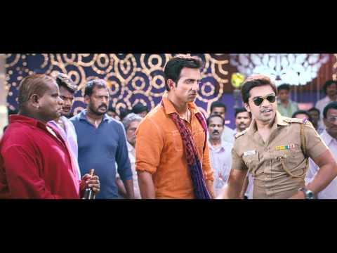 Osthe - Simbu Snatching Money From Villian [hd] video
