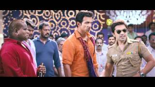 Osthe - osthe | Tamil Movie | Scenes | Clips | Comedy | Simbu snatching money from villian [HD]