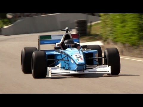Hillclimb Formula Cars PURE SOUND