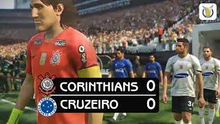 BRASILEIRÃO  2018  /  4ª de FINAL  /   Corinthians     x    Cruzeiro     /   18.12