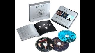 Baixar Queen - The Platinum Collection 3CD Box Set Review
