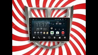 Магнитола IQ NAVI на Андроиде Hyundai Solaris I