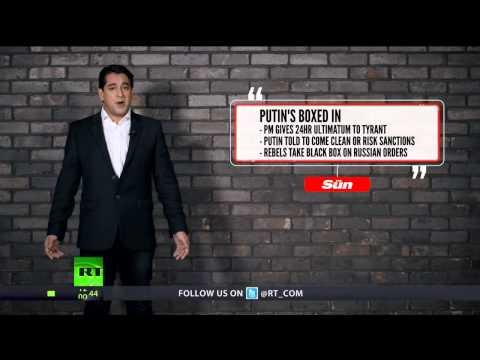 Breaking Views: Litvinenko inquiry; Putin boxed in, & British hypocrisy over Israel