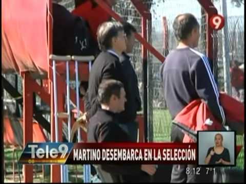 Gerardo Martino desembarca en la Selección