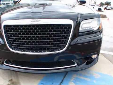 2012 Chrysler 300C SRT8 Start Up, Exterior/ Interior ...