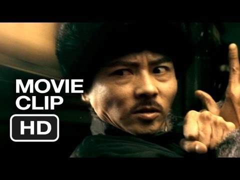 The Grandmaster Movie CLIP – Train Fight (2013) – Tony Leung Movie HD