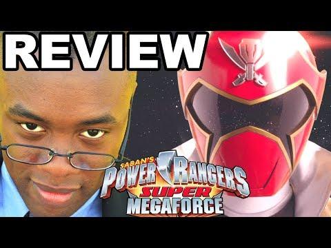 POWER RANGERS Super Megaforce Review : Black Nerd