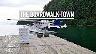 The Boardwalk Town - Ep. 124 RAN Sailing