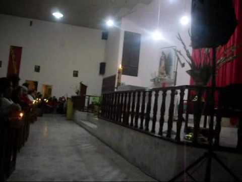 PARROQUIA SAN JUDAS TADEO, PENTECOSTES, mayo 2009