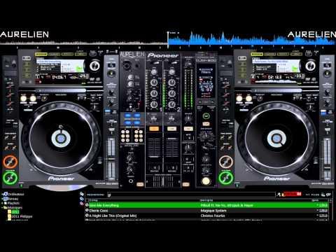 Mix 2011 sur Virtual DJ PRO 7.0 (N°9) HD