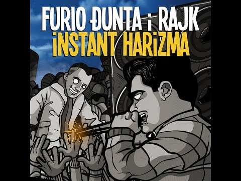 Furio Đunta i Rajk - Eurokrem ft. Dj Mrki
