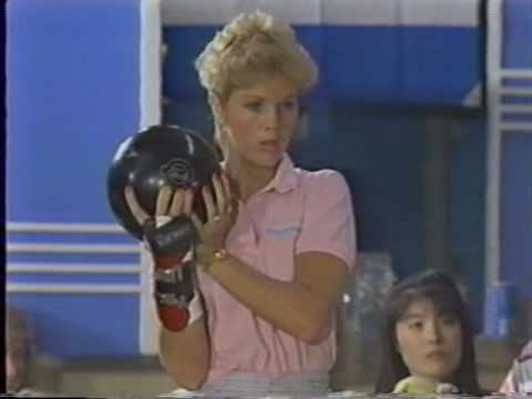 1988 Womens All America vs All Japan Games Bowling Exhibition part 7