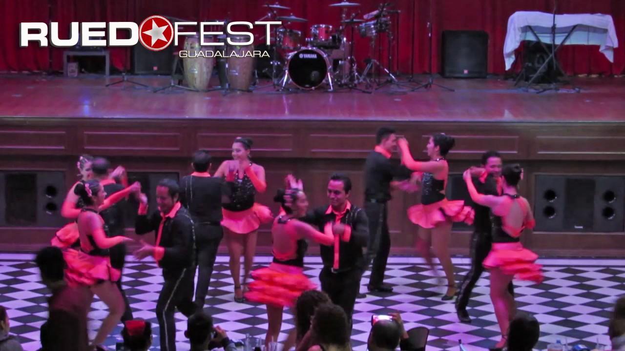 Pumas Son Casino | 1er Lugar, Rueda de Casino Amateur | RUEDAFEST 2017