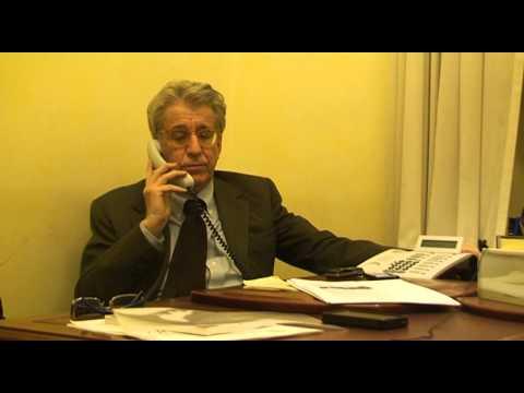 La telefonata con Roberto Berardi