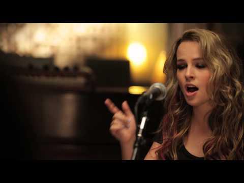 Bridgit Mendler - Hurricane (Versión acústica)