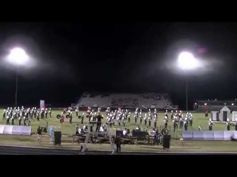 Collins Hill High School Marching Band - Vodoo @ East Jackson High School