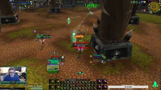 Educational 2v2 | 2350+mmr Survival Hunter/Mistweaver 2v2 Arena!! - 8.0.1 Mistweaver Monk PvP